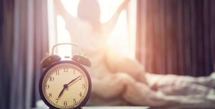 Costumbres de sueño saludable