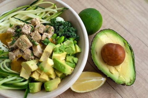 aguacate y colesterol