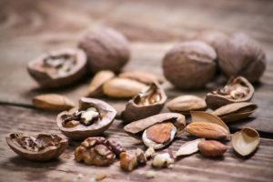 Nueces y y colesterol