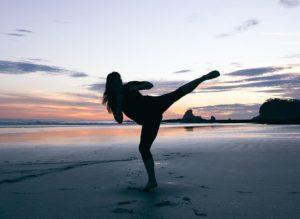 artes marciales recreativas