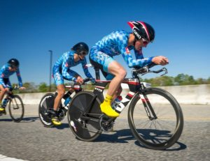 atletas, ciclistas