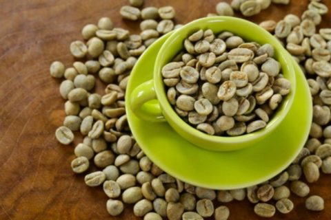 Suplementos de granos de café