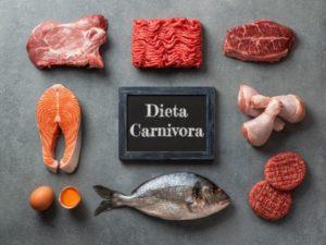 dieta carnoria