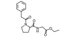 molecula de noopept