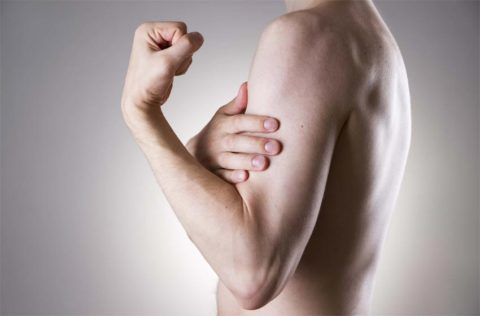Testosterona ayuda a aumentar la masa muscular